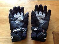 Alpinestars polar gloves