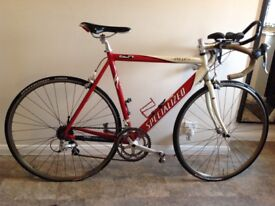 2000 Specialized Alley A1 Sport triathlon/road bike