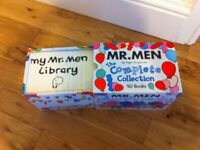 Mr Men and little miss book collection