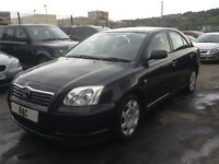 Toyota Avensis 1.8 VVT-i Colour Collection 5dr ( 06 PLATE ) !!6 MONTH WARRANTY!!