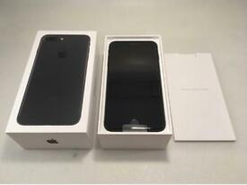 IPhone 7 Plus black 128gb unlocked