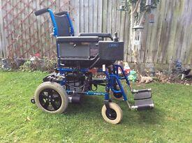 Invacare Phoenix Plus wheelchair