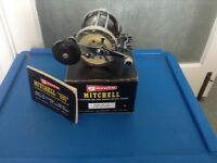 Garcia Mitchell 624 multiplier sea fishing reel