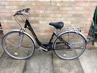 Ladies 7 Speed Bike