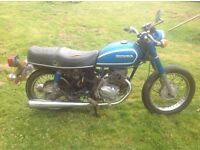 Honda cd200 benly 1980 runner spares repairs project barn find cafe racer