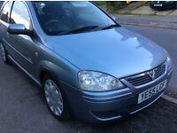 Vauxhall corsa 1.2 petrol 3 doors for sale 55 reg