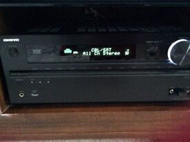 Onkyo TXNR609 AV Reciever Amplifier