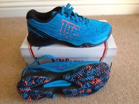 Wilson Kaos Tennis Shoes 7.5UK