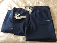 BNWT Men's Golfskin Golf Jacket and Trousers