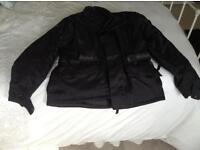Winter motorcycle jacket