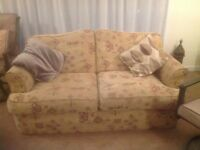 Laura Ashley couches free to first person who can pick up from Drumnadrochit