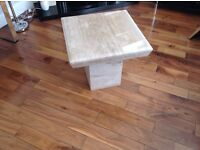 Heavy Marble Table FOR SALE