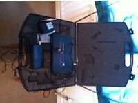 Audio Technica Lavalier wireless Microphone and receiver