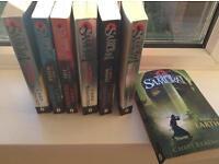 Young Samurai books