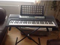 Yamaha EZ200 home keyboard