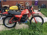 Nice classic bike xl 125