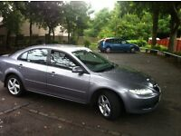 Mazda 6 for sale or swap, looking for diesel or smaller engine great car!!