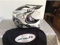Arashi helmet .