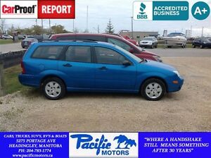 2007 Ford Focus SES-ZTW