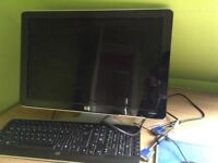 """HP Pavilion w2007v 19"""" widescreen LCD monitor for sale"""
