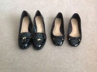 Woman's shoes size 7 and 8