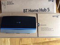 BT home hub 5 - new, boxed