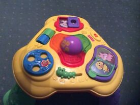 Fisher price sit to stand toy