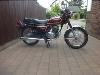 Honda cd 200 benly 1985 excellent very rare classic
