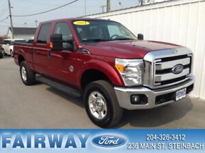 2013 Ford F-250 S/D XLT Crew Cab SWB 4WD