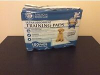 Puppy training pads - American Kennel Club