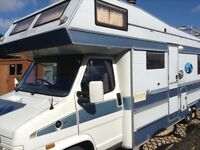 5/6 berth motorhome for sale . Talbot Express Scout 6