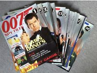007 Spy Files issues 1-32