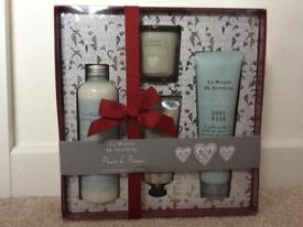 M and s gift set marks and Spencer