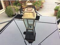 PENDANT CEILING LIGHT LAMP LANTERN VICTORIAN STYLE JOHN LEWIS