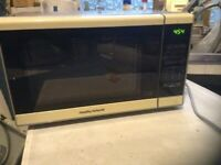 Microwave,£20.00