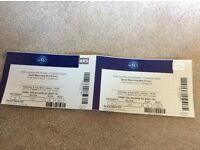 MRS BROWN TICKETS O2 SAT 8TH JULY