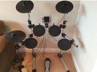 Axus AXK1 Digital drums, great starter kit
