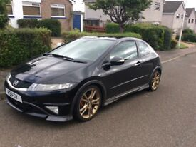Honda civic Type s gt cdti