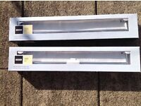 HOMEBASE TOWEL RAIL X 2 ** REDUCED PRICE**