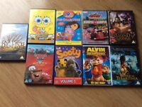 children's dvd's ,price is each dvd