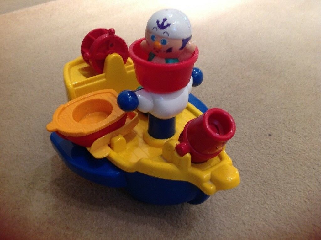 TOMY Pirate Ship Bath Toy | in Craigleith, Edinburgh | Gumtree