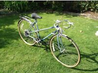 Vintage Raleigh Wisp - Ladies Racing Bike