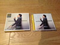 JOB LOT: CD's - including a signed CD by Conor Maynard & Christmas CD gift boxes