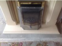 Fire guard free standing