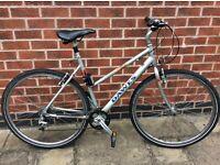 Ladies Hybrid Bike - Dawes Discovery 301 (54cm frame)