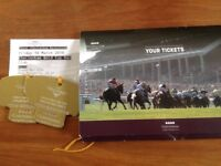 Cheltenham Gold Cup - x2 Club Enclosure Tickets - Selling at face value