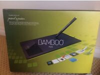 Graphic Drawing Tablet - Wacom Bamboo