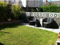 Private landlord offers furnished double room in home near city centre and Cardiff Bay ALL BILLS INC