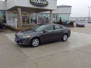 2015 Ford Fusion 6 MONTHS NO PAYMENTS / LEATHER