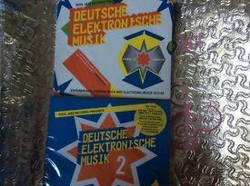 New unopened: CD of German music from the 70s - Deutsche Electronik Musik
